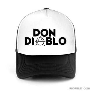Don Diablo Trucker Hat Baseball Cap DJ by Ardamus.com Merchandise