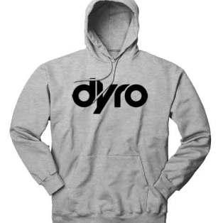 Dyro Hoodie Sweatshirt by Ardamus.com Merchandise