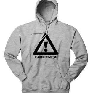 Flosstradamus Logo Hoodie Sweatshirt by Ardamus.com Merchandise