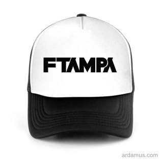 FTAMPA Trucker Hat Baseball Cap DJ by Ardamus.com Merchandise