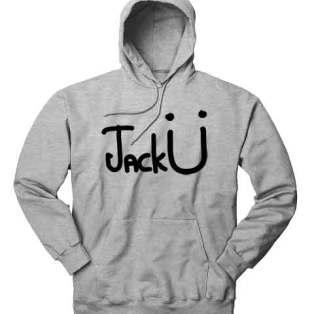 Jack U Logo Hoodie Sweatshirt by Ardamus.com Merchandise