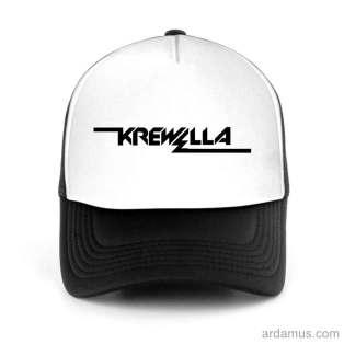 Krewella Trucker Hat Baseball Cap DJ by Ardamus.com Merchandise