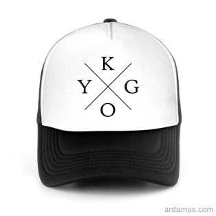 Kygo Trucker Hat Baseball Cap DJ by Ardamus.com Merchandise
