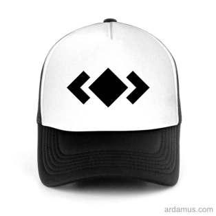 Madeon Logo Trucker Hat Baseball Cap DJ by Ardamus.com Merchandise