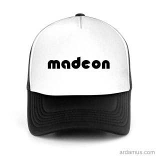 Madeon Trucker Hat Baseball Cap DJ by Ardamus.com Merchandise