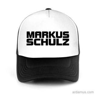 Markus Schulz Trucker Hat Baseball Cap DJ by Ardamus.com Merchandise