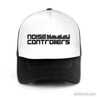 Noisecontrollers Trucker Hat Baseball Cap DJ by Ardamus.com Merchandise