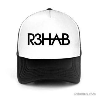 R3hab Trucker Hat Baseball Cap DJ by Ardamus.com Merchandise