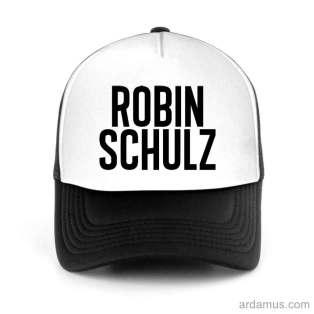 Robin Schulz Trucker Hat Baseball Cap DJ by Ardamus.com Merchandise