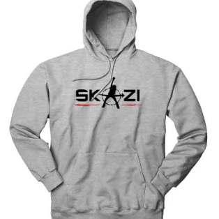 Skazi Hoodie Sweatshirt by Ardamus.com Merchandise