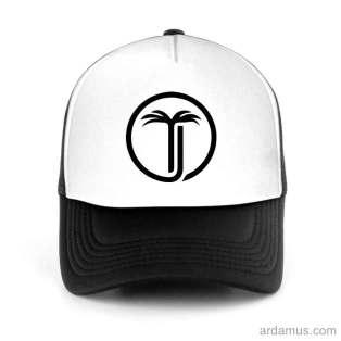 Thomas Jack Logo Trucker Hat Baseball Cap DJ by Ardamus.com Merchandise
