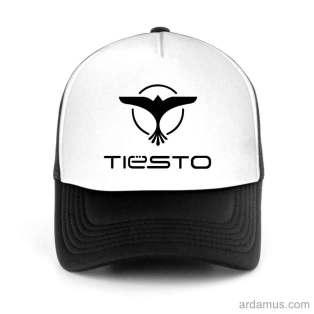 Tiesto Trucker Hat Baseball Cap DJ by Ardamus.com Merchandise