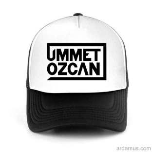 Ummet Ozcan Trucker Hat Baseball Cap DJ by Ardamus.com Merchandise