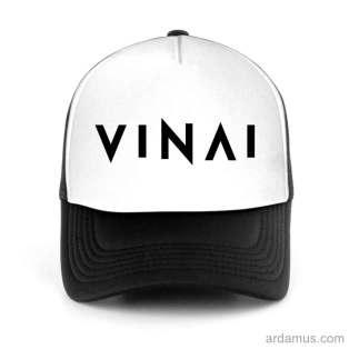 Vinai Trucker Hat Baseball Cap DJ by Ardamus.com Merchandise