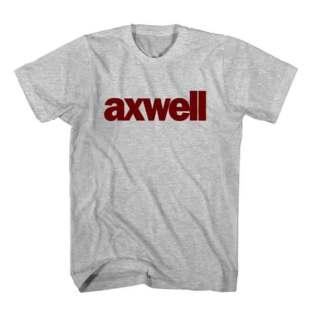 T-Shirt Axwell Men Women Tee by Ardamus.com Merchandise