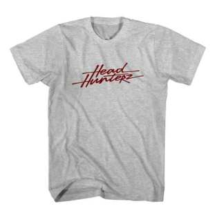 T-Shirt Headhunterz Men Women Tee by Ardamus.com Merchandise