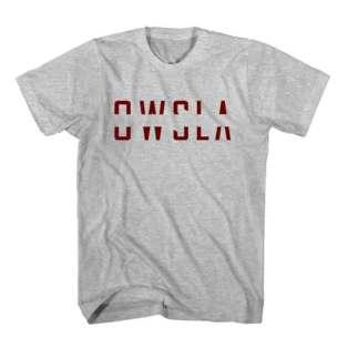 T-Shirt Owsla Men Women Tee by Ardamus.com Merchandise