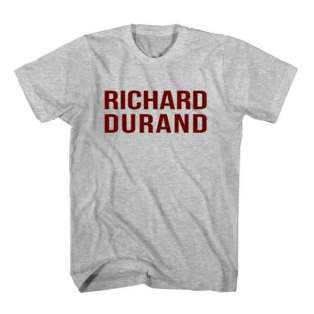 T-Shirt Richard Durand Men Women Tee by Ardamus.com Merchandise