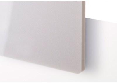 Plexi Metallic Argent