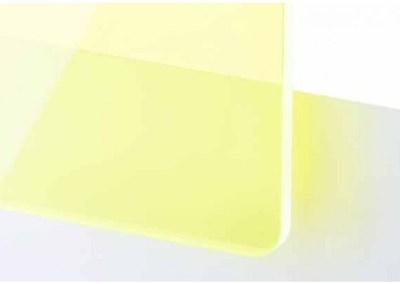 Plexi Vert Fluorescent