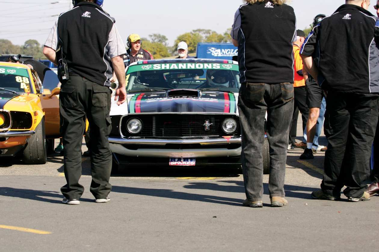 2014 Muscle Car Masters tickets now on sale!