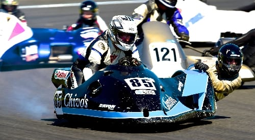 The 2014 Barry Sheene Festival of Speed