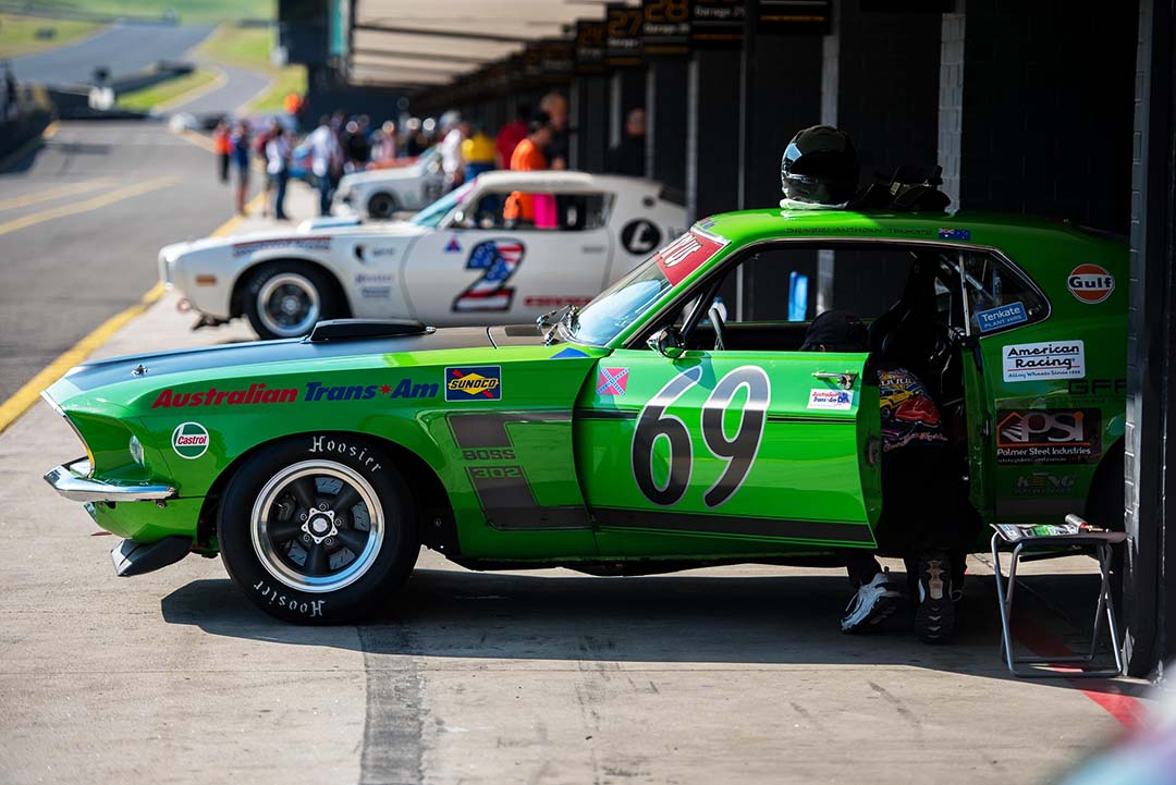 2015 Muscle Car Masters