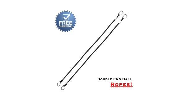 Double End Ball Ropes For Boxing MMA
