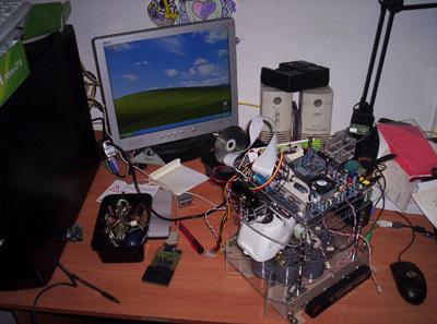 proyectos eurobot08 BOT 06 2
