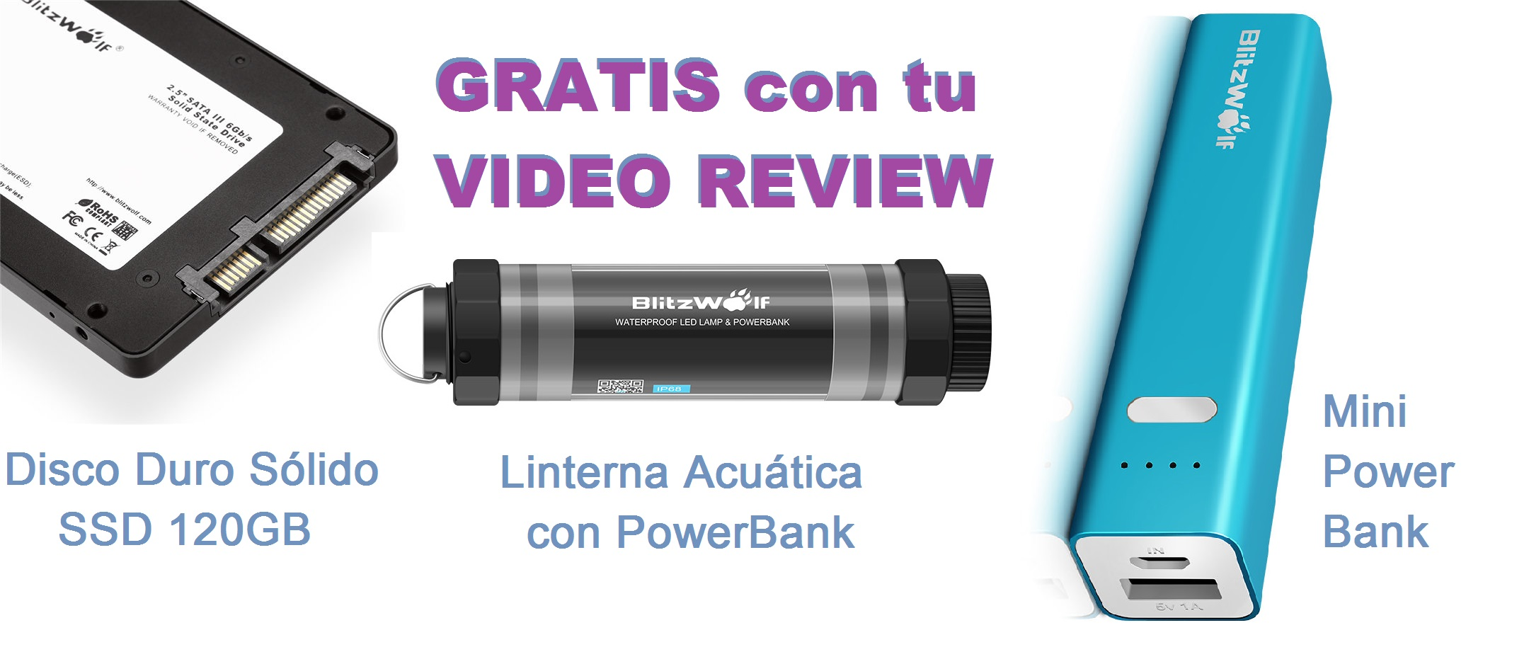 review 1 concurso banggod