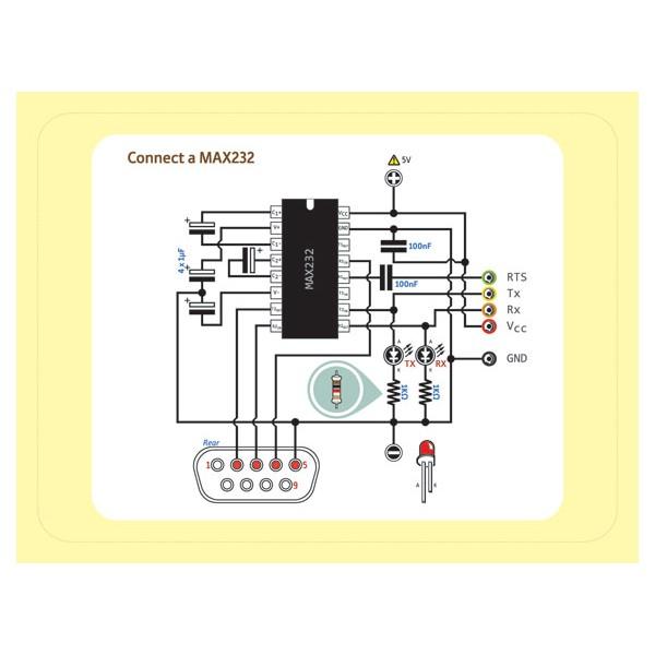 abc arduino basicas conexiones max232