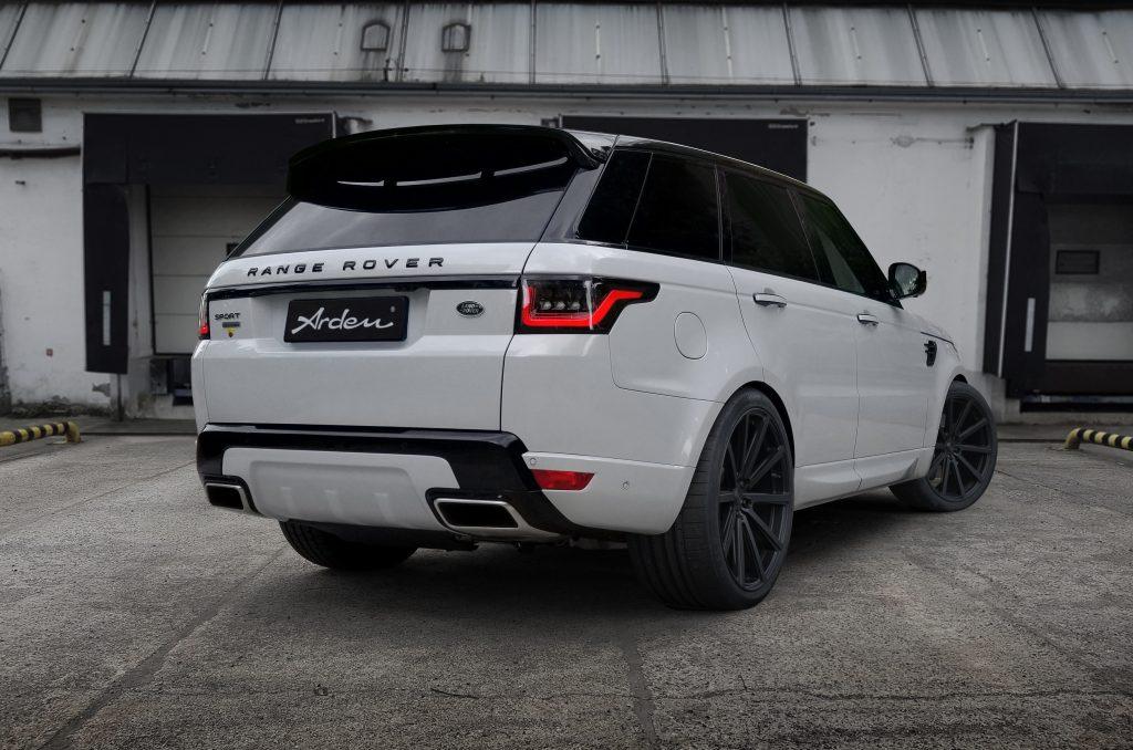 range rover sport tuning exklusive