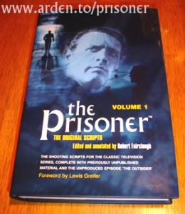 the prisoner original scripts