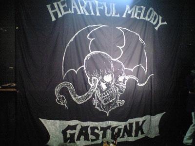 GASTUNK backdrop