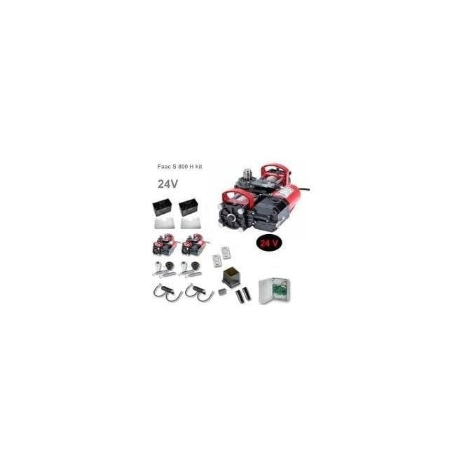 FAAC S800 SB KIT Underground hydraulic operator double kit
