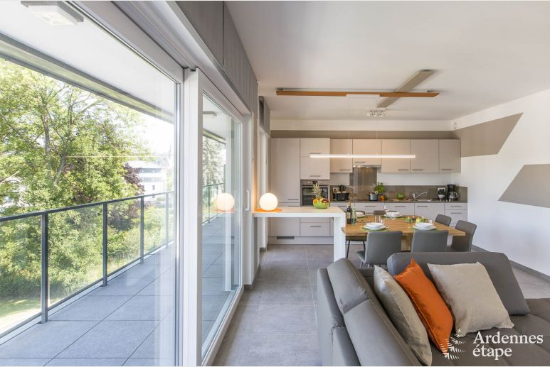 Appartement in Vielsalm voor 4 personen in de Ardennen