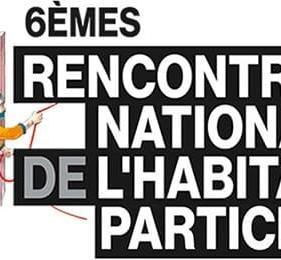 Rencontres Nationales de l'Habitat Participatif du 8 au 11 juillet 2021 à Lyon