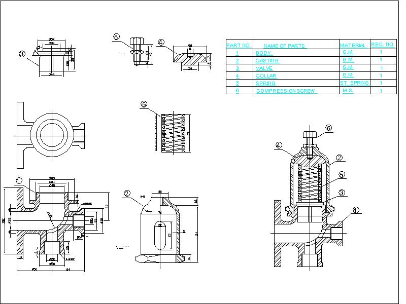 CAD Drafting Service India