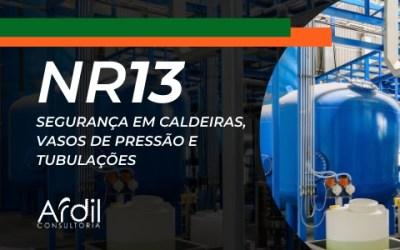 NR 13 – VASOS DE PRESSÃO