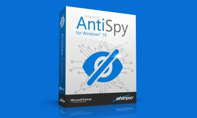 Ashampoo AntiSpy for Windows 10