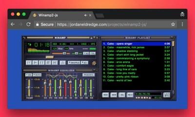 Winamp2-js Winamp web
