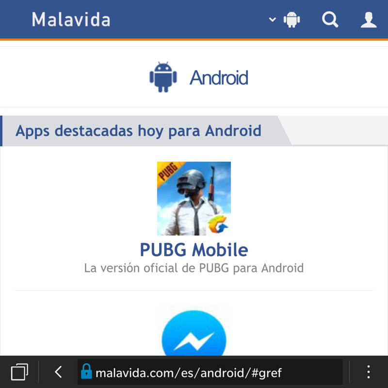 Malavida Android