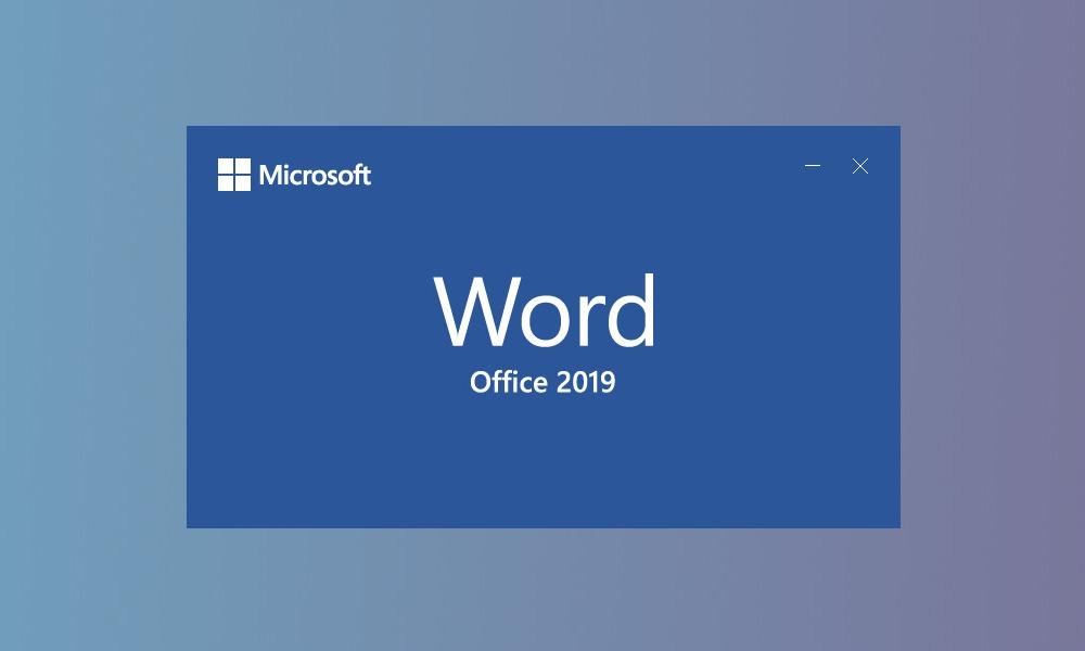 descargar word 2019 full gratis