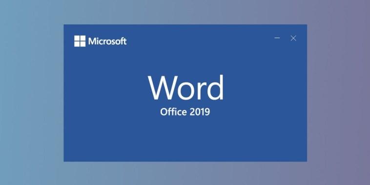 Descargar Office 2019