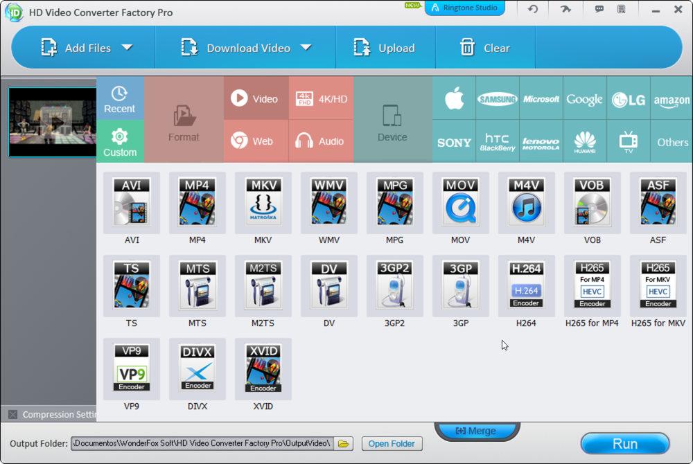 WonderFox HD Video Converter PRO
