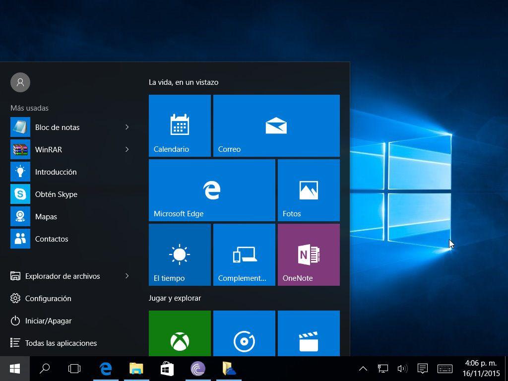 Windows 10 Pro Final Original Microsoft Vlsc: Windows 10: Requisitos, Versiones Y Descargar ISO