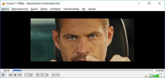VLC reproductor multimedia