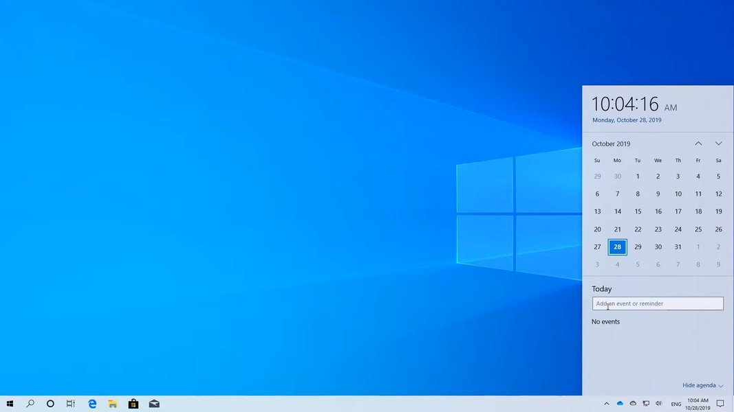 Descargar Windows 10 November 2019 Update ISO