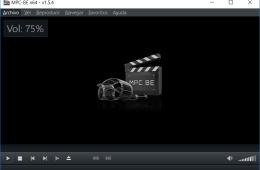 MPC-BE reproductor para Windows