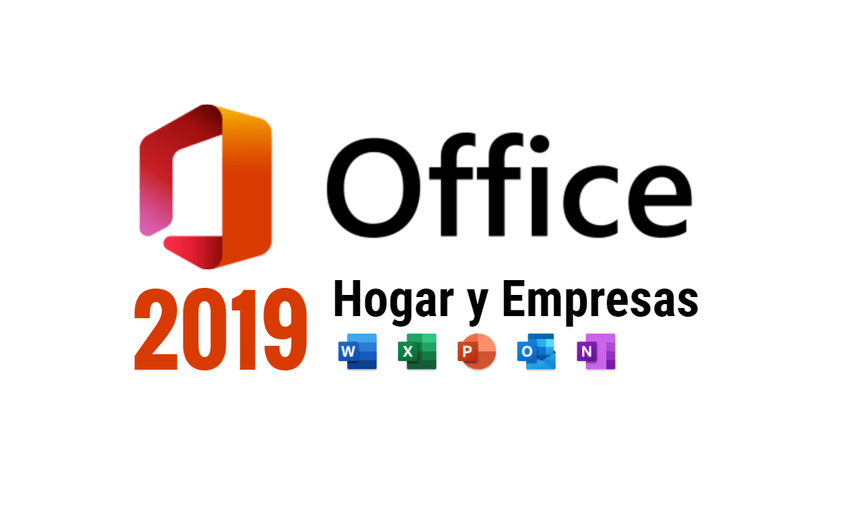 Microsoft Office 2019 Hogar y Empresas ISO